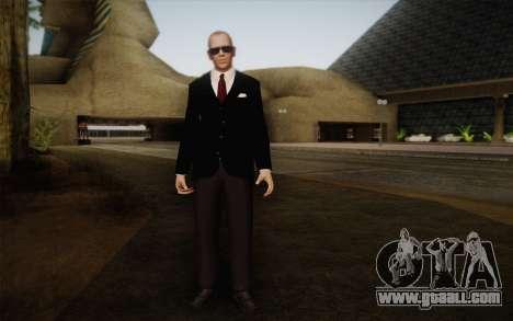 Jason Statham for GTA San Andreas