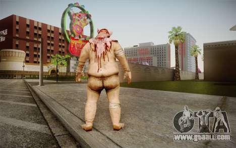 Piggsy Skin for GTA San Andreas second screenshot