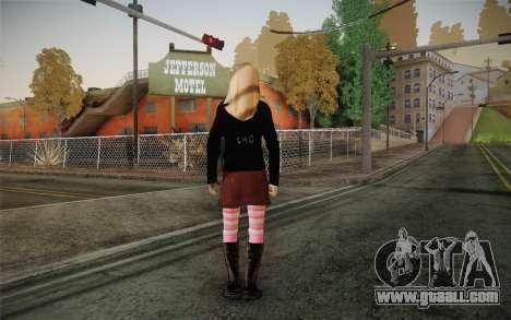 Avril Lavigne for GTA San Andreas second screenshot