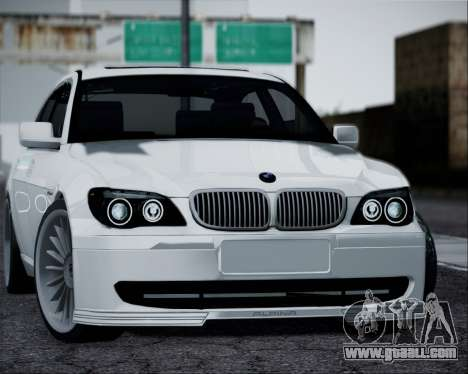 BMW Alpina B7 for GTA San Andreas