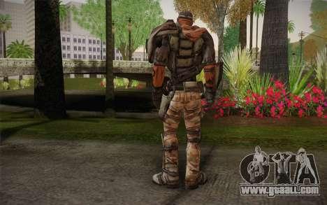 Roland из Borderlands 2 for GTA San Andreas second screenshot