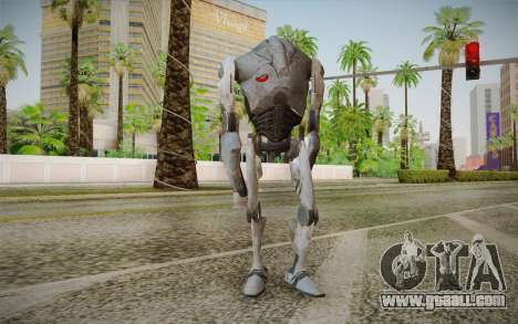 B2-Super Battle Droid skin for GTA San Andreas