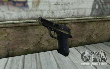 M9 Pistol for GTA San Andreas