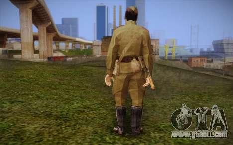 Soviet soldiers for GTA San Andreas second screenshot