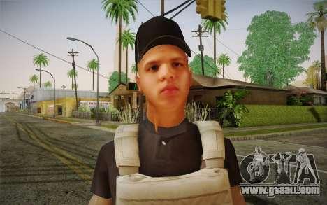 Desmadroso v1 for GTA San Andreas third screenshot