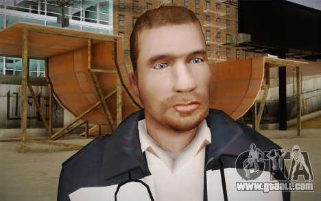 Medical from GTA IV for GTA San Andreas third screenshot