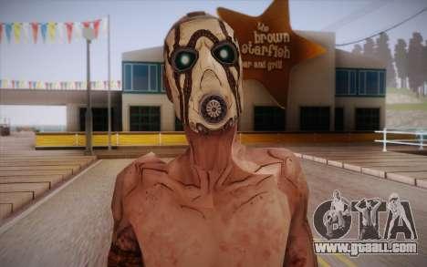 Gangster from Borderlands 2 for GTA San Andreas third screenshot