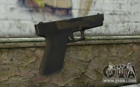 Glock 19 for GTA San Andreas second screenshot