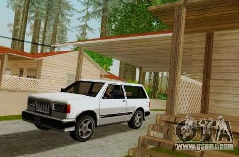 Landstalker Sore for GTA San Andreas