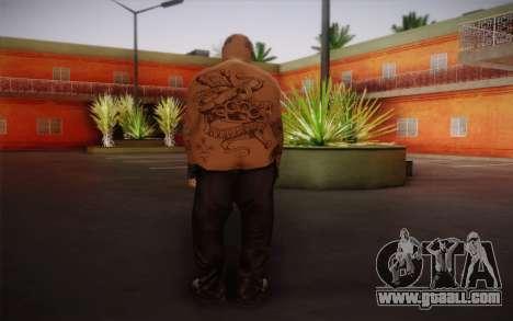 Him for GTA San Andreas second screenshot