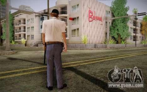 Satpam for GTA San Andreas second screenshot