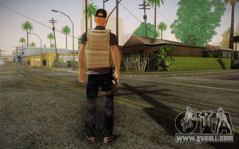 Desmadroso v1 for GTA San Andreas second screenshot