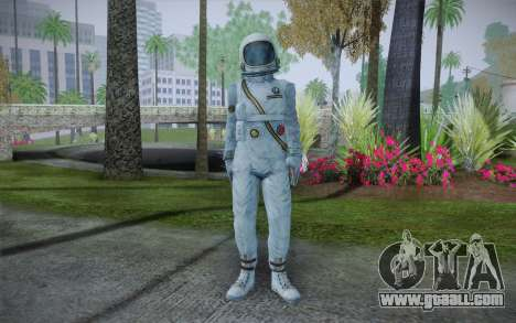 Spacesuit From Fallout 3 for GTA San Andreas
