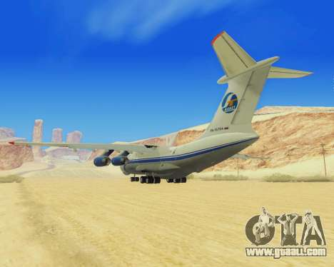 Il-76T AVAST for GTA San Andreas right view
