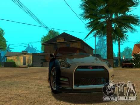 ENBSeries By Makar_SmW86 v1.0 for GTA San Andreas second screenshot