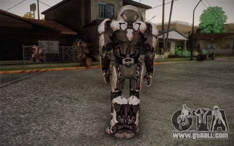 Robo Creed for GTA San Andreas second screenshot