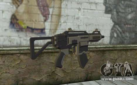 NS-11C Carbine from Planetside 2 for GTA San Andreas second screenshot
