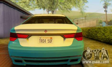 Superiority Oracle II - V.2 for GTA San Andreas upper view