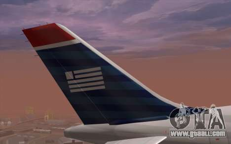 Airbus A330-300 for GTA San Andreas right view