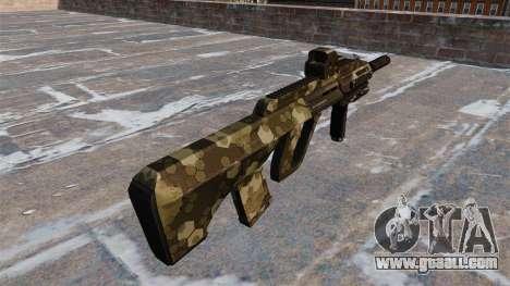 Machine Steyr AUG-A3 Hex for GTA 4 second screenshot