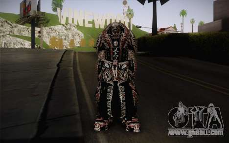 Theron Guard Cloth From Gears of War 3 v2 for GTA San Andreas