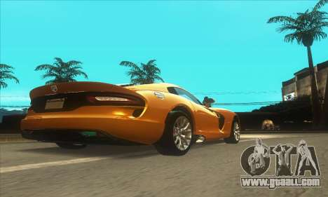 ATI ENBseries MOD for GTA San Andreas