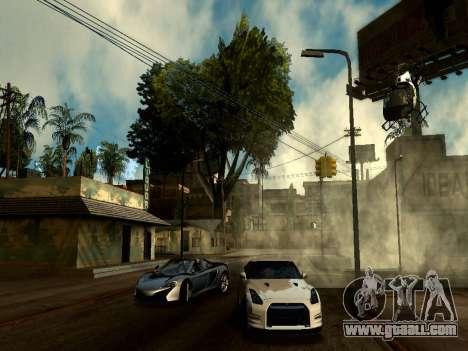 ENBSeries by Makar_SmW86 Medium PC for GTA San Andreas