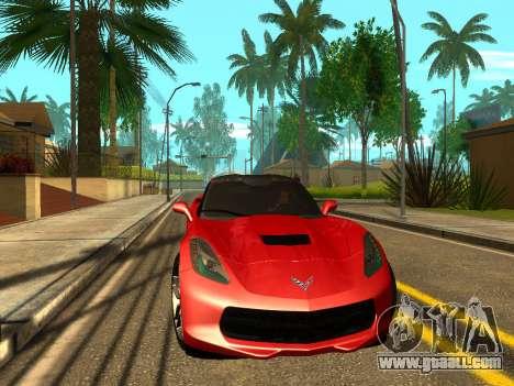 ENBSeries By Makar_SmW86 v1.0 for GTA San Andreas
