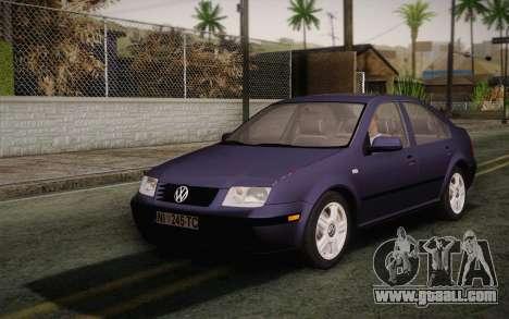 Volkswagen Bora for GTA San Andreas
