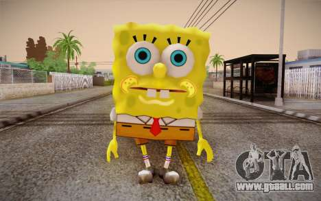 Sponge Bob for GTA San Andreas