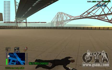 Somersault for GTA San Andreas third screenshot