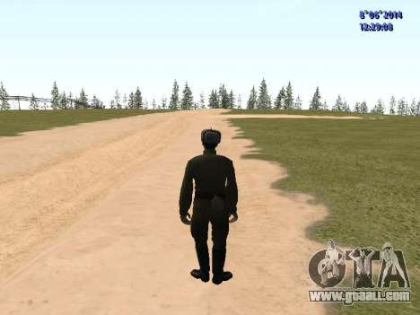 USSR Soldier Pack for GTA San Andreas third screenshot