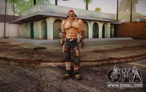 Mr. Torgue из Borderlands 2 for GTA San Andreas second screenshot