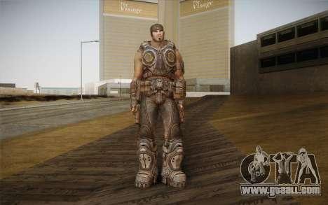 Marcus Fenix из Gears of War 3 for GTA San Andreas