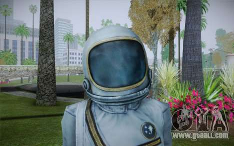 Spacesuit From Fallout 3 for GTA San Andreas third screenshot
