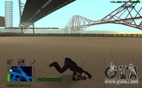 Somersault for GTA San Andreas second screenshot