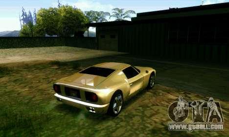 ENBSeries Rich World for GTA San Andreas fifth screenshot