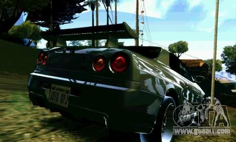 ENBSeries Rich World for GTA San Andreas