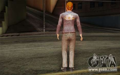 Woman Autoracer from FlatOut v2 for GTA San Andreas second screenshot