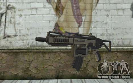 NS-11C Carbine from Planetside 2 for GTA San Andreas