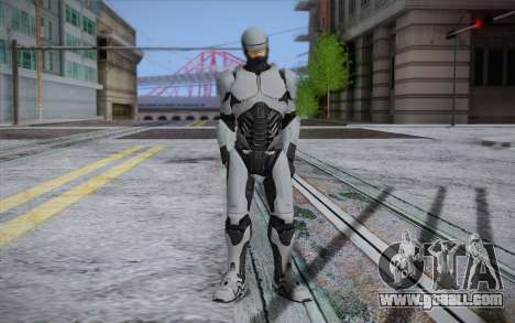 RoboCop 2014 for GTA San Andreas