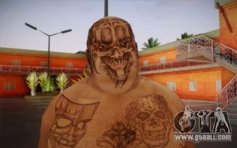 Him for GTA San Andreas third screenshot