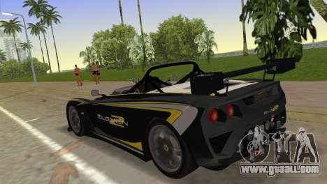 Lotus 2-Eleven for GTA Vice City left view