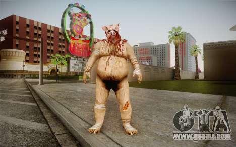 Piggsy Skin for GTA San Andreas