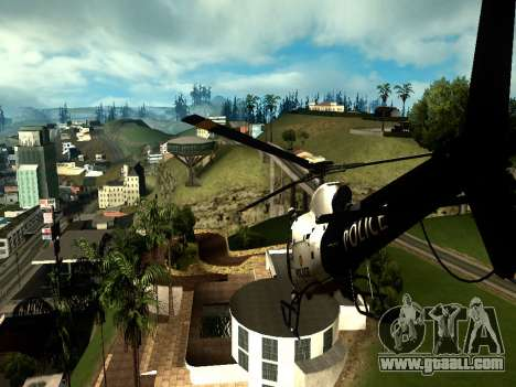 ENBSeries by Makar_SmW86 Medium PC for GTA San Andreas second screenshot