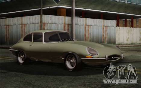 Jaguar E-Type 4.2 for GTA San Andreas