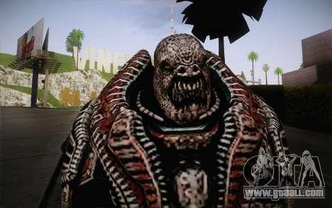 Theron Guard Cloth From Gears of War 3 v2 for GTA San Andreas third screenshot