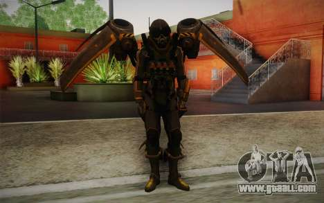 Firefly из Bataman for GTA San Andreas