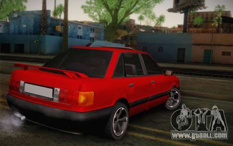 Audi 80 B3 v1.0 for GTA San Andreas left view
