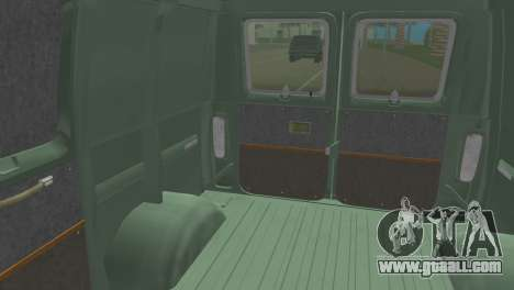 Ford E-150 1983 Short Version Commercial Van for GTA Vice City right view